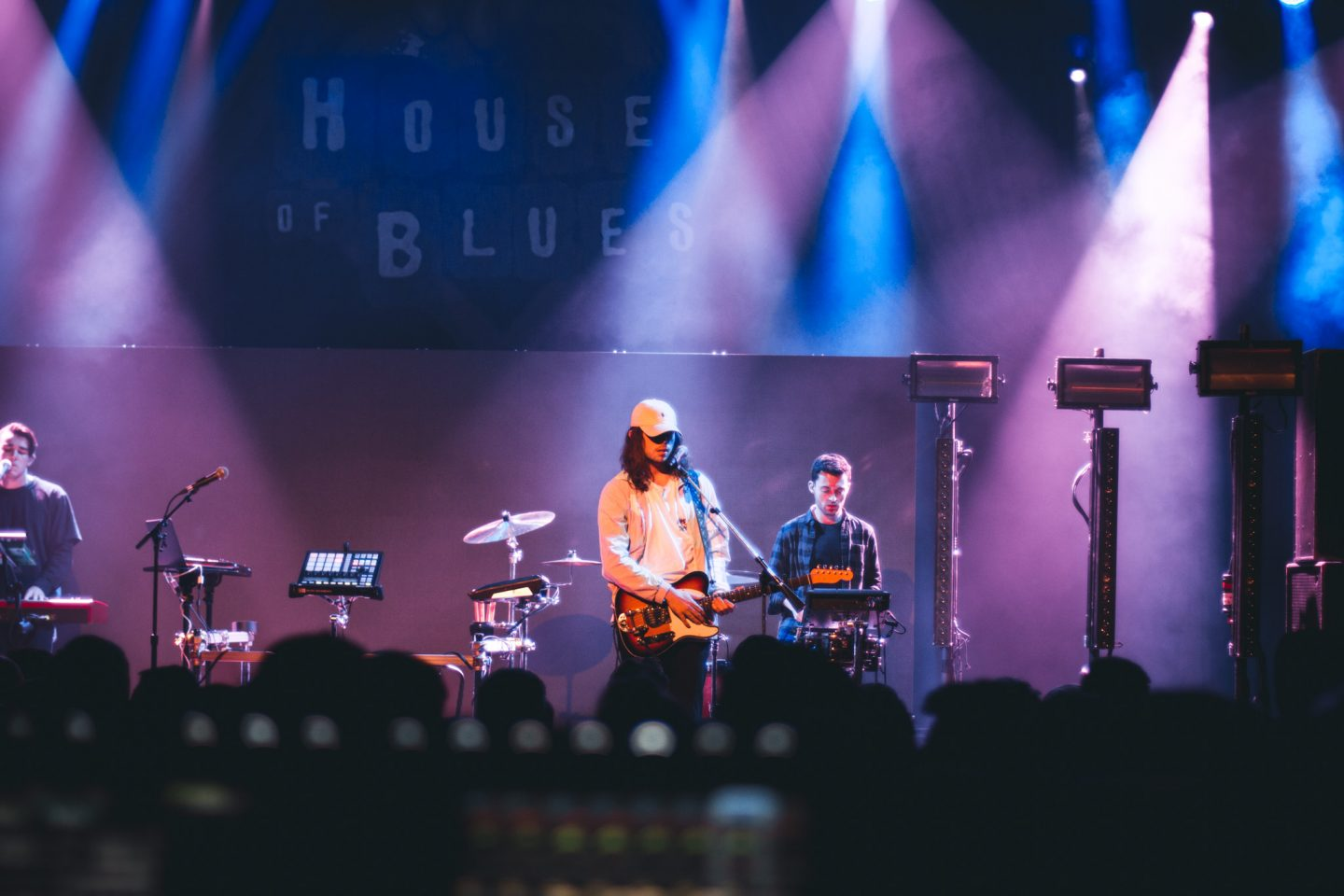 Vancouver Sleep Clinic at House of Blues Chicago by Thomas Bock Photography