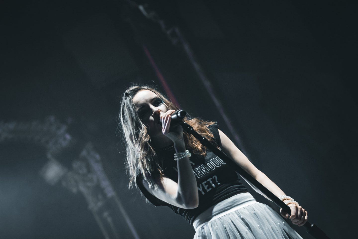 Chvrches at The Aragon Ballroom by Thomas Bock Photography