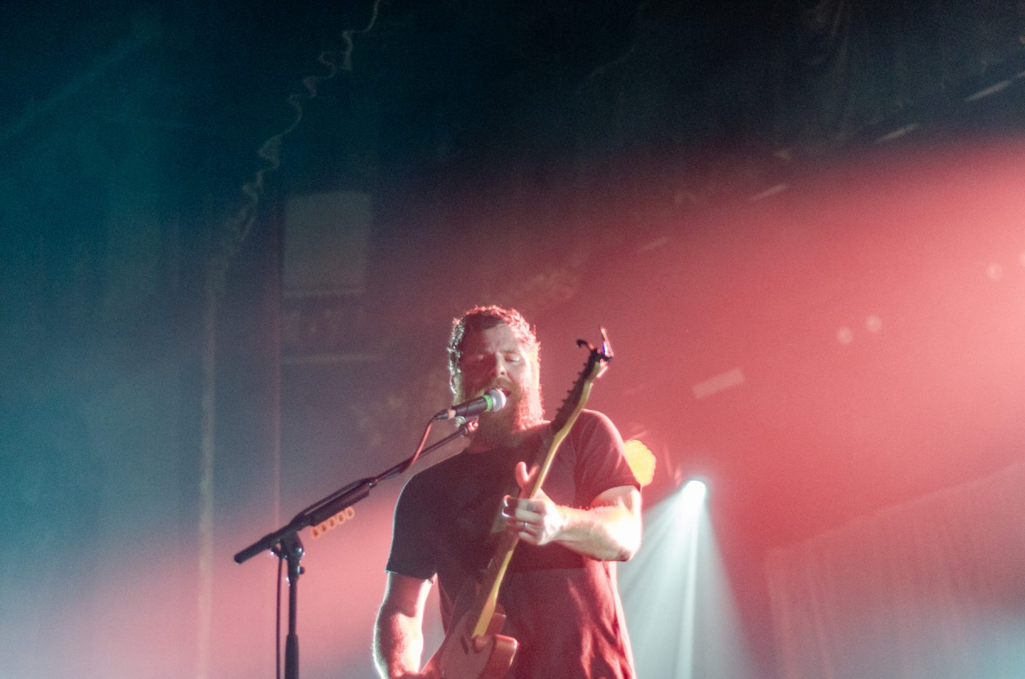 Manchester Orchestra at The Aragon Ballroom by Kaelyn Dodd