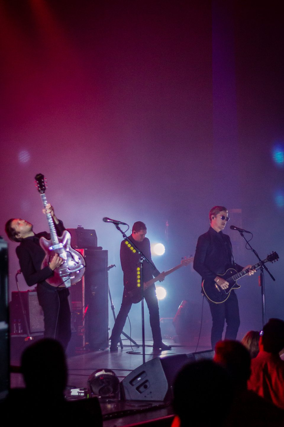 Interpol at The Chicago Theatre by Thomas Bock Photography