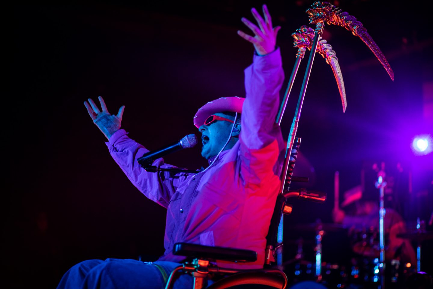Oliver Tree at Concord Music Hall by Liina Raud Photography